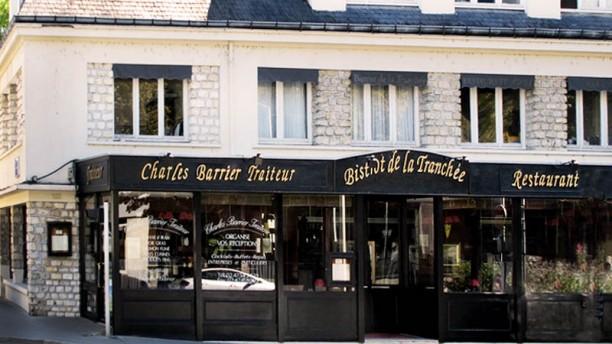 Restaurant Bistrot de la Tranchée à Tours (37100)  Menu  ~ Bistrot Du Pont De Bois