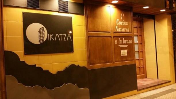Asador Ikatza Vista entrada