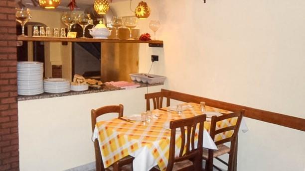 Dar Bottarolo Tor Marancia sala