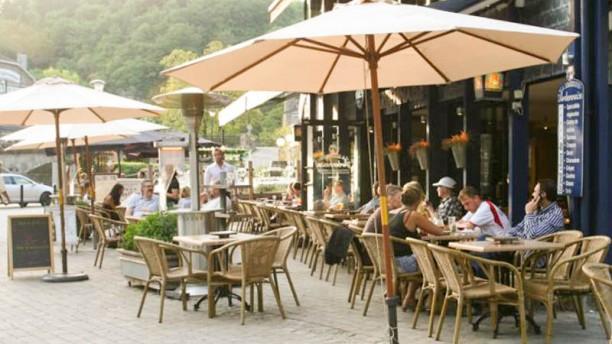 La Brasserie Ardennaise Terrasse