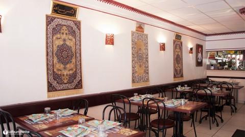 Les Délices du Maroc, Marseille