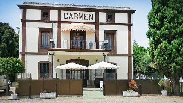 Villa Carmen vista terraza