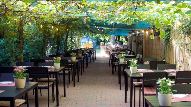 Turkoise - Turks specialiteitenrestaurant Eindhoven Terras