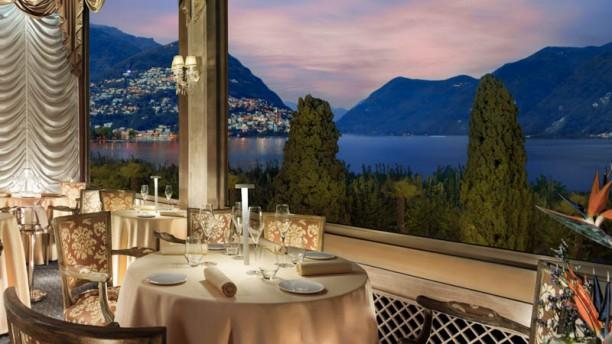 I Due Sud, Ristorante a Lugano Vue de la Salle