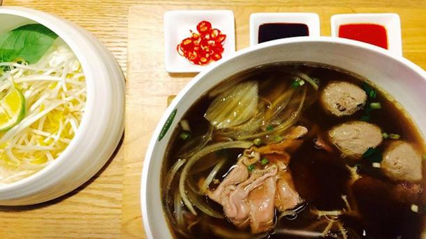 Le Mandarin de Ming Suggestion de plat