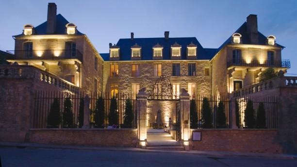Restaurant - Hôtel de Bouilhac Entrée