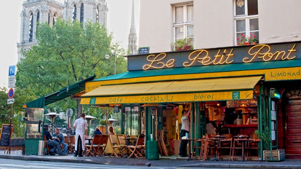 restaurant le petit pont paris 75005 quartier latin saint michel ile de la cit h tel. Black Bedroom Furniture Sets. Home Design Ideas