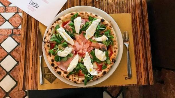 Pizzacoteca di Brera Suggerimento dello chef