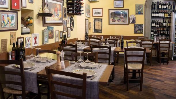 Gustavino - Piazza della Signoria Vista sala