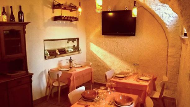 Taverna dello Sciamano Interno