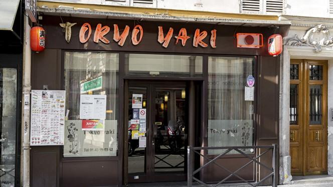 Devanture - Tokyo Yaki, Paris