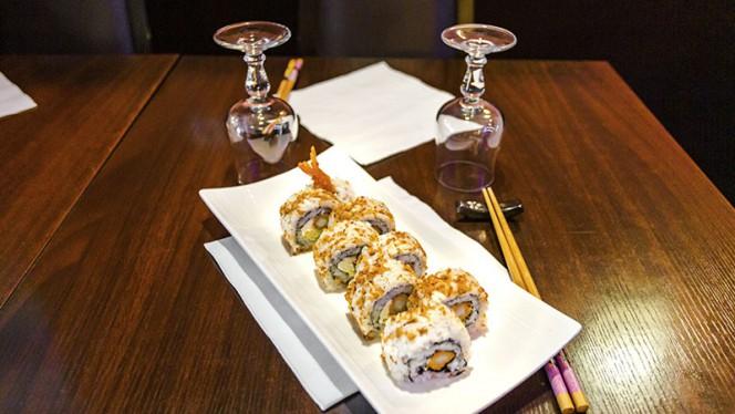Suggestion du chef - Tokyo Yaki, Paris