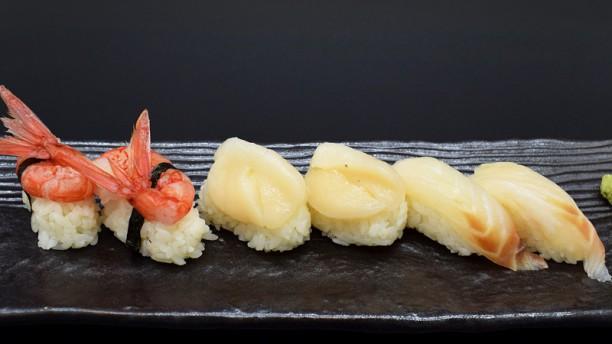 Sushi di Alessandra Stilo Piatto