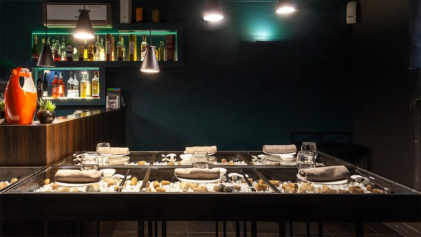 Yume SushiBar & Restaurant Interno