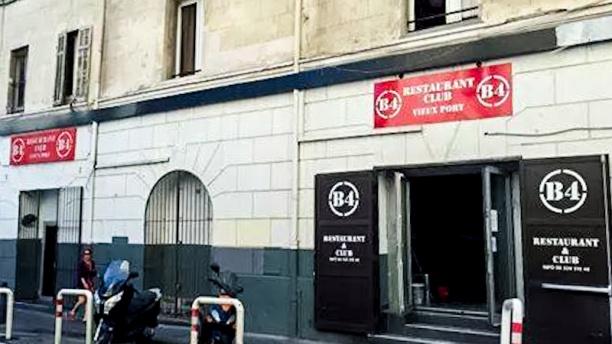 Restaurant Cru Marseille
