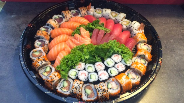 Hayai Sushi Sushi mix