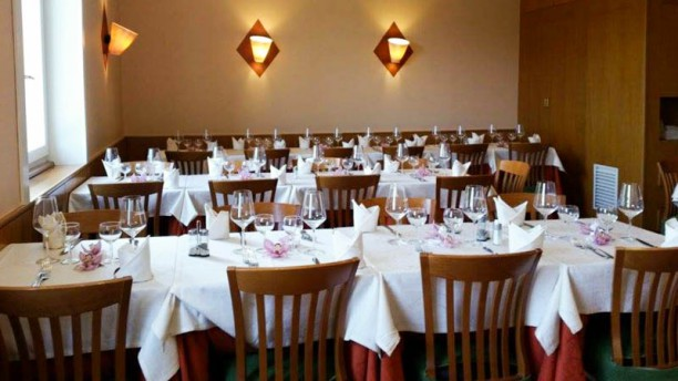 Bella Napoli Sala del ristorante