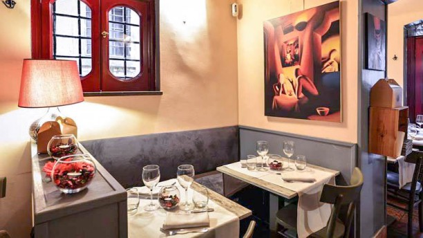 Il Bacaro in Rome - Restaurant Reviews, Menu and Prices ...