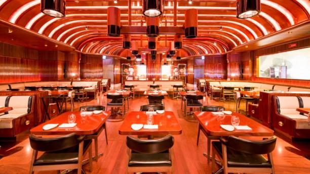 The Stage Dining Vista sala