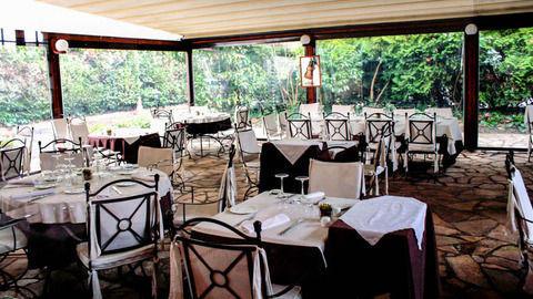 restaurant - Auberge des Charmettes - Torcy