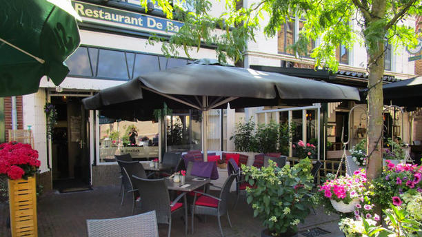 Mediterraan restaurant de Basiliek Terras