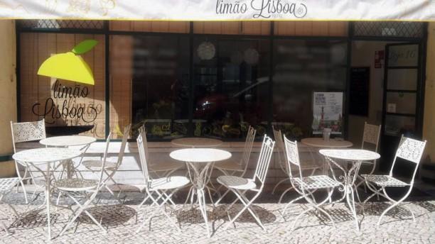 Limão Lisboa Bistro Esplanada