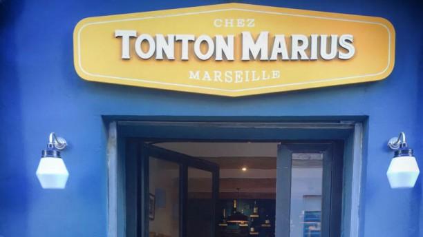 Tonton Marius Devanture Tonton Marius
