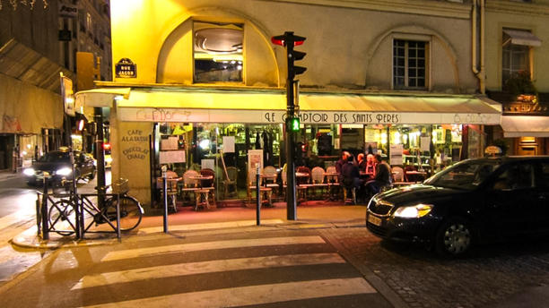 Le comptoir des saint p res in paris restaurant reviews - Boutique comptoir des cotonniers paris ...