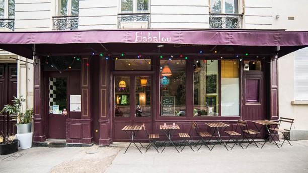 restaurant babalou paris 75018 montmartre menu avis prix et r servation. Black Bedroom Furniture Sets. Home Design Ideas