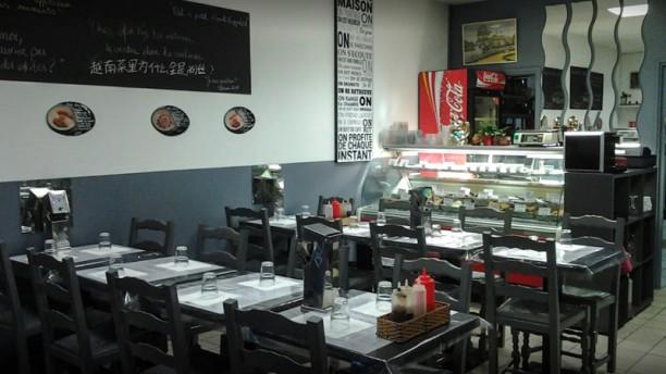 Lê Lai Salle du restaurant