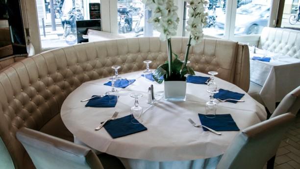 Restaurant La Villa Del Padre Paris 75010 Gare Du Nord Gare De L 39 Est Montmartre Menu