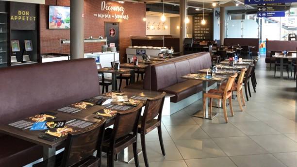 Citytrip Mons Restaurant