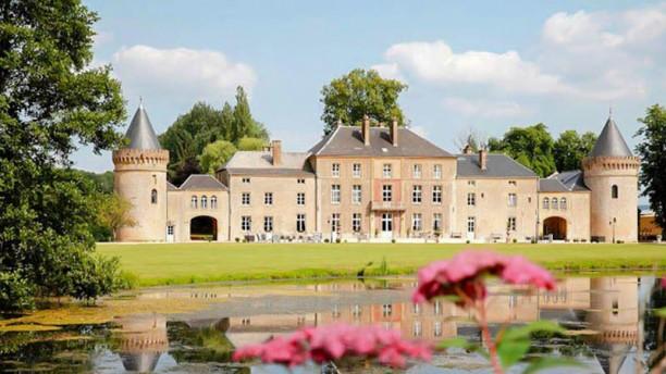 Château du Faucon extérieur