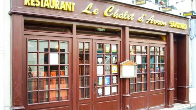 Le Chalet d'Avron - Restaurant - Paris