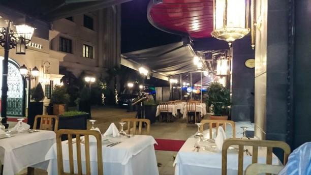 Sura Kebab House Terrace