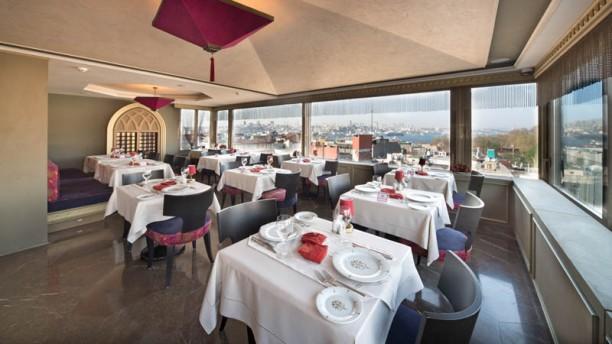 Olive Anatolian Dining room