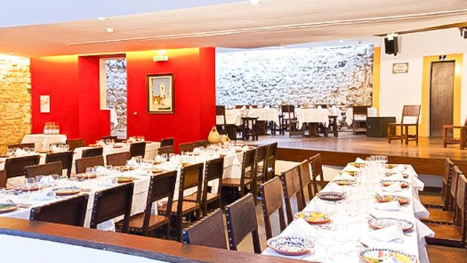 Páteo de Alfama ristorante portoghese a Lisbona in Portogallo