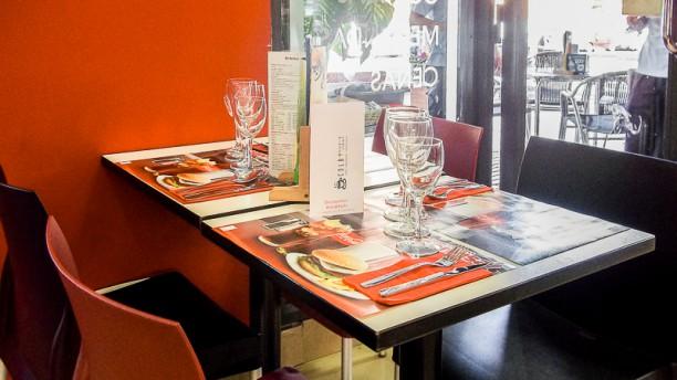 Restaurante colby urban imperial en madrid la latina for Mesa urban ramiro tarazona precio