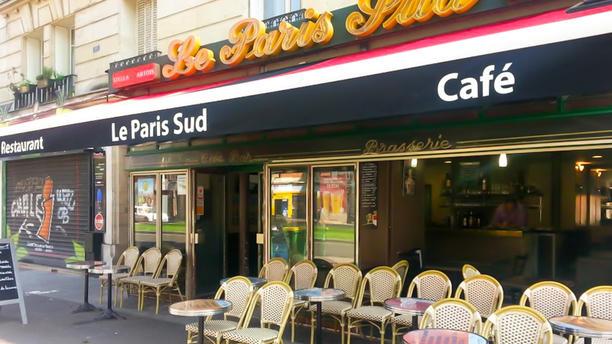 Le Paris Sud Façade du restaurant
