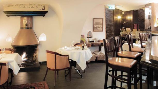 Da Gabriele Het restaurant