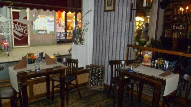 De Babbelaer Restaurantzaal