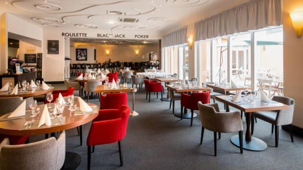 Le Comptoir JOA - Le Boulou la salle du restaurant