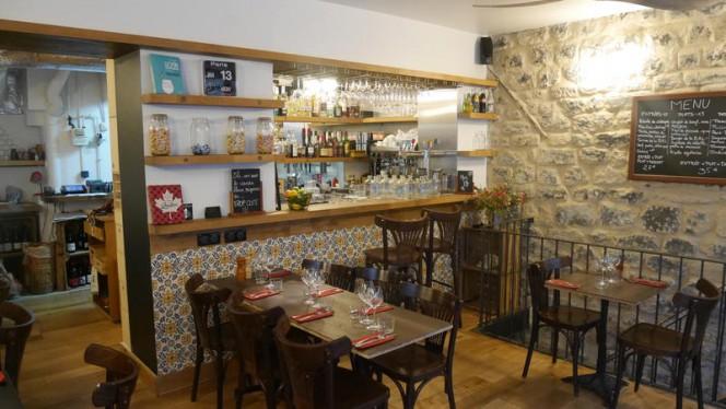 La Boite aux Lettres - Restaurant - Paris