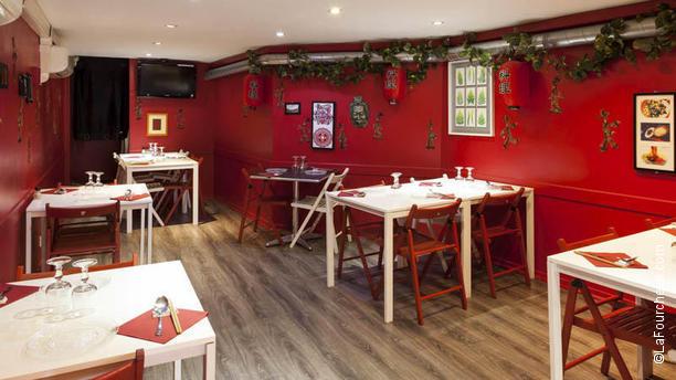 Restaurant Engimono Lyon