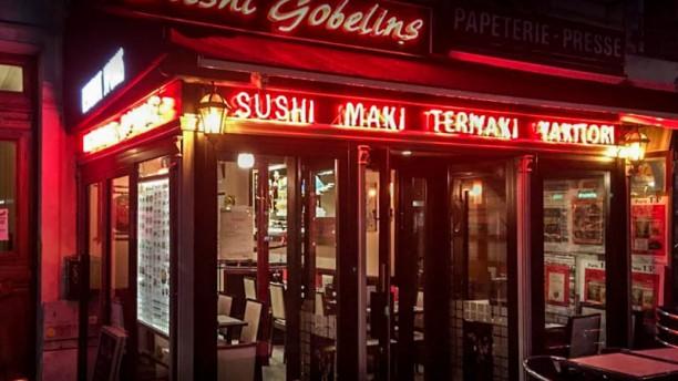 Sushi Gobelins Entrée
