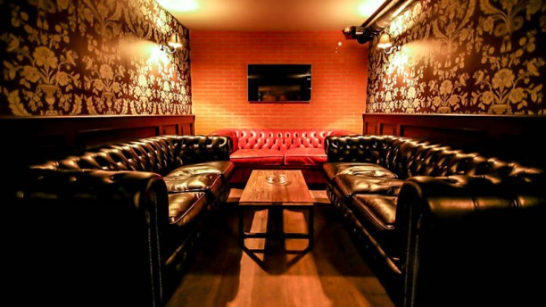 Infinito Bar Boudoir/Fumoir