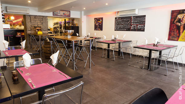 Restaurant L'apéro comptoir - My Soirée à Lyon (69006), Hôtel de on