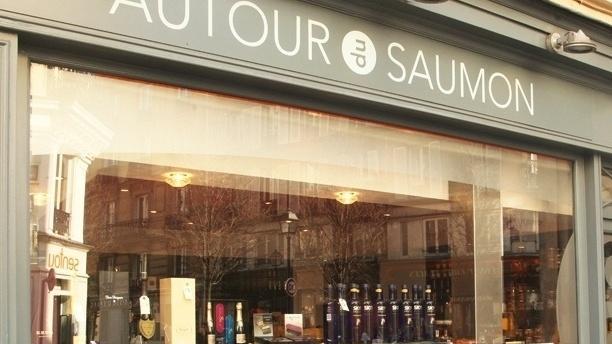 restaurant autour du saumon miron paris 4 me le marais saint paul menu avis prix et. Black Bedroom Furniture Sets. Home Design Ideas