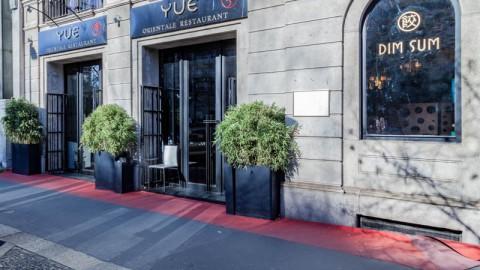 Yue, Milano