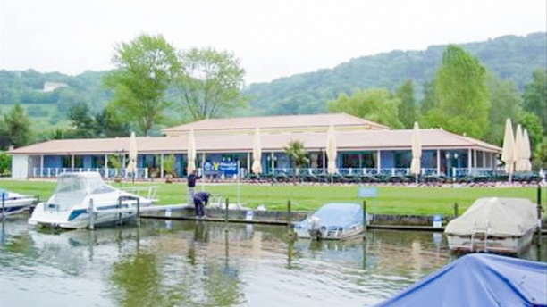 La Lagune Extérieur